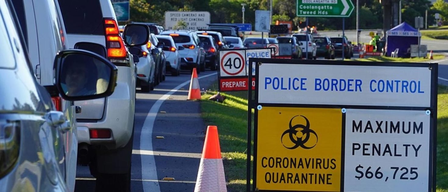 Queensland border bubble opens to include Lismore - News ...